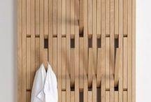Entry / Coat rack / Coat rack ideas