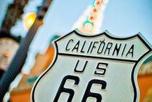 California Landmarks! / The Golden State!