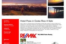 RealEstate 4 Sale in Costa Rica & Florida / Real Estate LIstings