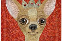 Marvelous Mosaics / Little bits and pieces combine to make beautiful art.