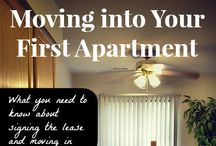 Ideas for Apartment or House / Ideas and Themes for Apartment or House / by Tiger-Robin Amerman