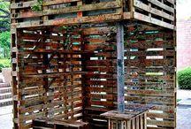 Industrial design / Steel wood