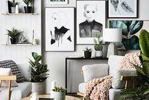 Interior, architecture, design