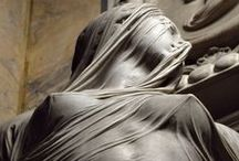 ART: Sculptures / Carved stone made flesh.