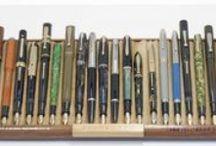 Pens & paper / Kağıt kalem