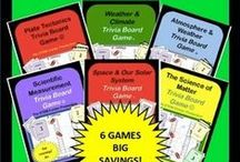 "tPt Educational Games / This board is a place to find everything fun which assists in your student's learning! NEW NEW NEW! Be sure to ""Like me"" on Facebook and I will send you FLASH FREEBIES! Visit (type into your browser) http://www.stemfacebook.com and get notices on FREE items, sales, and more!"