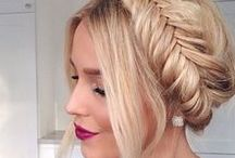hairstyles - fryzury / Hairstyles inspiration