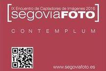 #CONTEMPLUM SegoviaFoto (AFS) / La temática de este año es 'Contemplum', término que designaba la plataforma situada delante de algunos templos paganos desde el que se escrutaba el horizonte.
