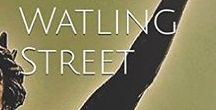 The Battle of Watling Street (novella) / This is my first published work of fiction, a short historical Sci-Fi novella and a prequel to my upcoming novel, The Bondage of The Soil. 1st century AD Britain. The Iceni Queen Boudicca has rebelled and met the Romans in a devastating battle.  Historians disagree on the end of Boudicca; did she meet a very unexpected foe? These pictures feature some of the landmarks and events in the story.   https://margaretmcgoverne.com/the-battle-of-watling-street/