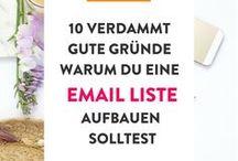 E-Mail Marketing   E-Mail Liste