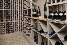 Wine cellars at home