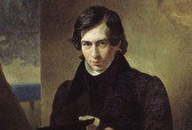 Brulloff / Karl Brullof (Saint Petersburg, 12th December 1799 -  Manziana, 11th June 1852) Mixing realism and romance, Brullof's work encompassed both allegorical history paintings and complex, realistic portraiture.