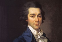 Levitzky / Dmitry Levitzky (Kiev, May 1735 – 17 April 1822)  Despite his popularity and his role as Professor of the Imperial Academy of Arts in St. Petersburg, Levitzky could not financially capitalise on his successes and died in poverty.