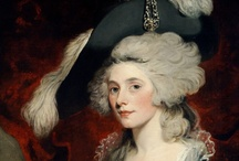 Hoppner / John Hoppner (London, 4 April 1758 - 23 January 1810) Hoppner flourished under the patronage of George III and became a celebrated colourist, famed for his landscapes and portraits.