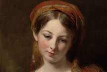 Carpenter / Margaret Sarah Carpenter, nee Geddes (Salisbury, 1793 - London, 1872) The highly-fashionable Carpenter was a favourite of London society and enjoyed many celebrated exhibitions at the Royal Academy.