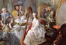 """D'Agoty / Jean-Baptiste André Gautier-Dagoty (Paris, 1740 - 1786 ) One of Marie-Antoinette's favourite artists, Gautier-Dagoty's work was not popular with the French court and at his death, """"The Knight Dagoty"""" left a number of unfinished paintings."""