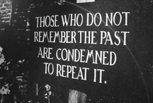 Remember the Past / by Katie Helf