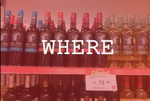 Looking for Antonio? / Places where you cand find Beso de Vino around the world.