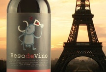 Lover Antonio / Beso de Vino Old Vine Garnacha is the perfect wine to share with somebody special.