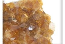 Mineral - Cytrine