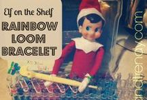 """Holiday : Elf On The Shelf Ideas / Ideas for all those cute and creative """"Elf on the Shelf"""" mornings for kids!"""