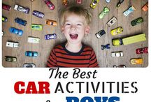 Baby to toddler activities