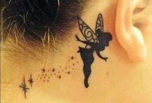 Tatuoinnit / Inspiraatiota tatuoinnin suunnitteluun.