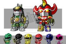 Power Rangers / All Power rangers