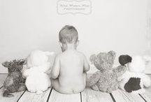 Lapset / Ideoita vauvojen ja lasten valokuvaamiseen.