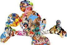 ♥Disney, Dreamworks, Pixar♥