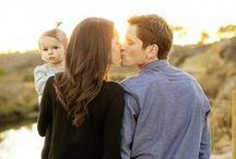 Perhe / Perhepotretteja ja kuvia vanhemmista lasten kanssa.