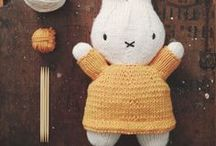 Knitting and Crochet / The best knitting and crochet projects