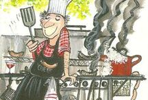 Hogar dulce hogar!!  / ilustraciones