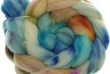 Fibers for spinning