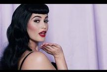 Be like Bettie / Our favorite tutorials and beauty tips to get that signature Bettie look.