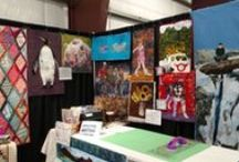 Quilt World Happenings / Quilting and Fabric Events