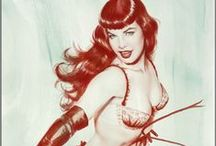 For the Love of Bettie Art