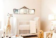 Nurseries / Cute room inspirations for your bundles of joy.
