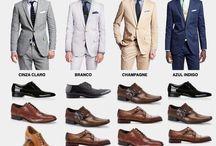 Men's Fashion - Formal / Suits, Shirts & Shoes