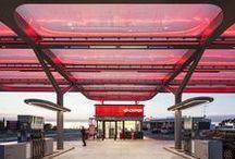 Petrol Station Design