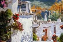 Granada  /  Art