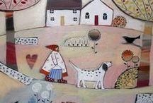 Louise Rawlings * Art