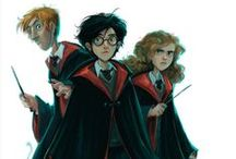HARRY POTTER / by RecentlyHeard.com