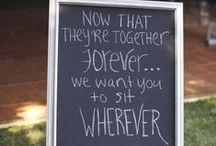 Ideas for my wedding! :) / by Rachel Rolland