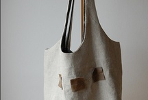 Bags / Patterns, tutorials and ideas for making bags / by Lorena Rey my way of