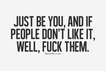Quotes I Love / by AmandaNichole