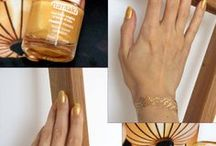 Nail Art Nouveau / Nail art hacks and no-fuss easy-breezy tutorials.  No frills.  Not too girly. Updated every time I had time for a new manicure ;)