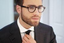 handsome / Handsome men.