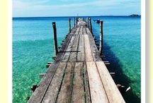 Bangkok Beaches / Enjoy Bangkok beaches and special places by the sea