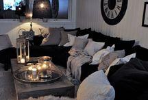 Living Room / by AmandaNichole